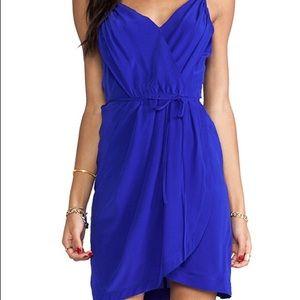 Royal Blue Cocktail Dress Size 2